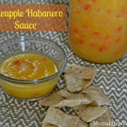 Pineapple Habanero Sauce