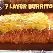 7 Layer Burrito