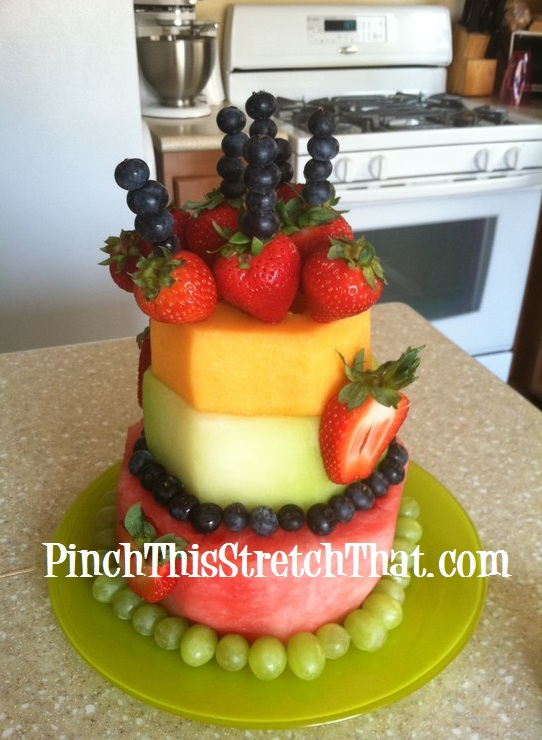 is fruit cake healthy types of fruits