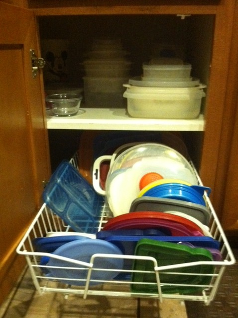 The Definitive Solution For Organizing And Storing Tupperware Once And For All