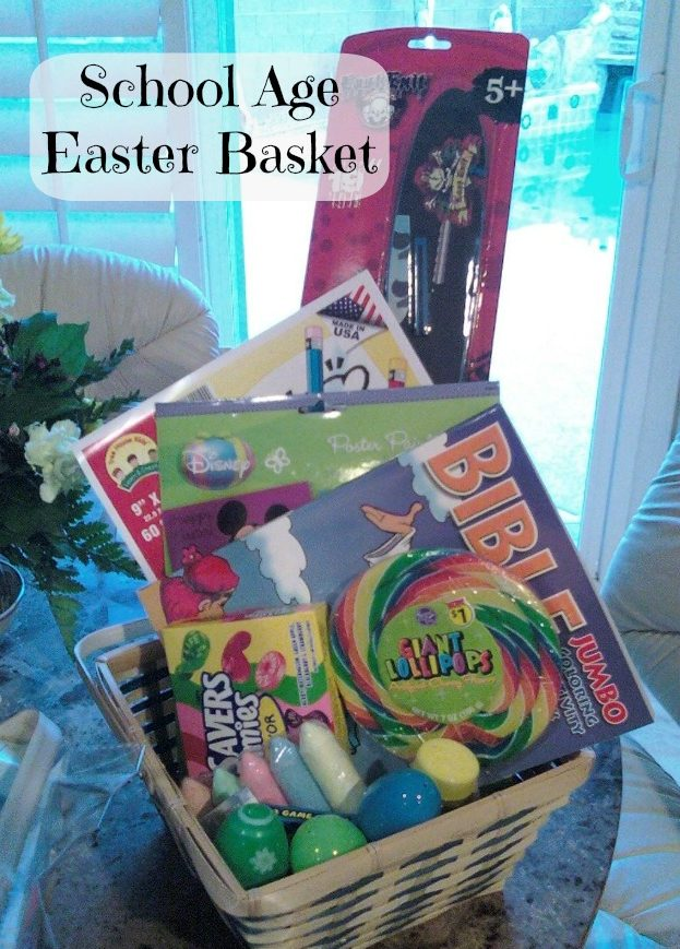 Homemade easter basket ideas under 10 homemade easter basket ideas from momslifeboat ginahorne easter negle Images
