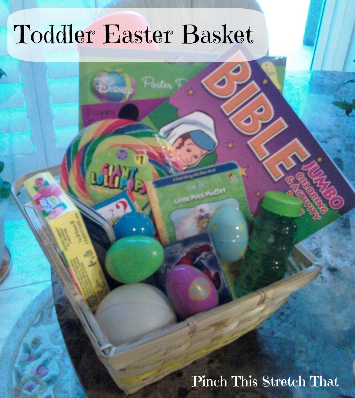 Homemade easter basket ideas under 10 homemade easter basket ideas from momslifeboat ginahorne easter negle Gallery