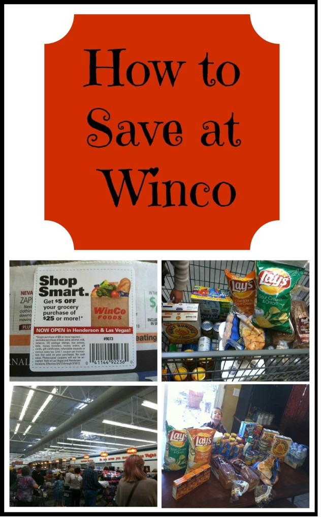 How to Save at Winco 1.1