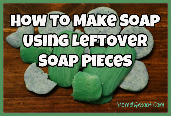 leftover soap uses