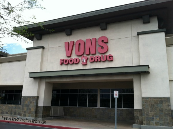 How to Shop Vons