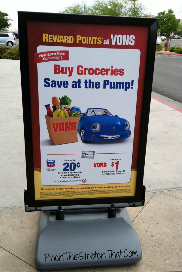 How to Shop at Vons