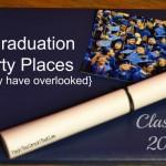 Graduation Party Places