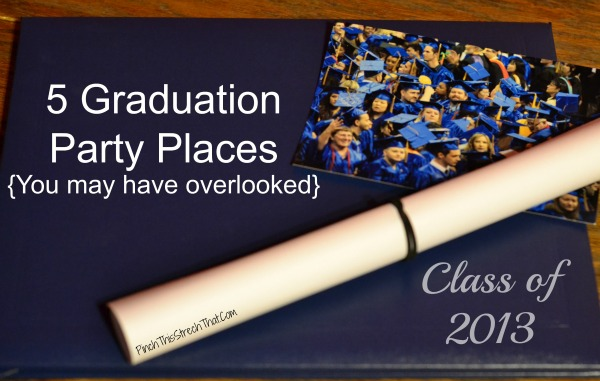 Graduation Party Places
