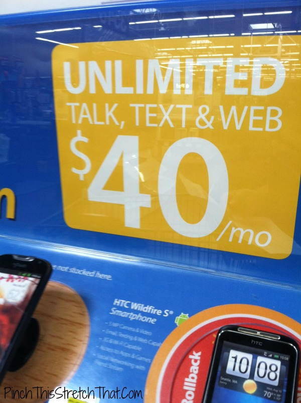 Walmart Family Mobile Unlimited Plans
