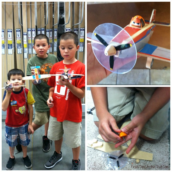 lowes build and grow planes