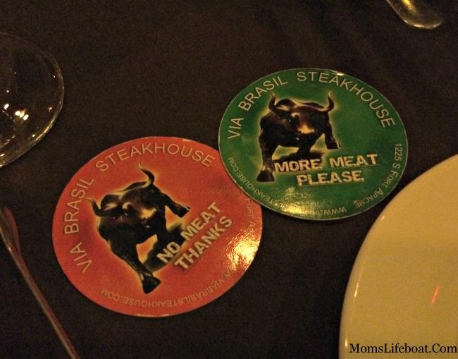 Via Brasil Steakhouse Las Vegas