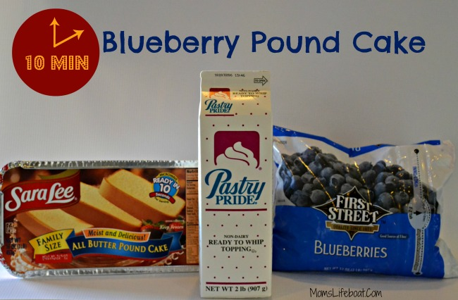 Blueberry Pound Cake #Shop #CollectiveBias #ChooseSmart