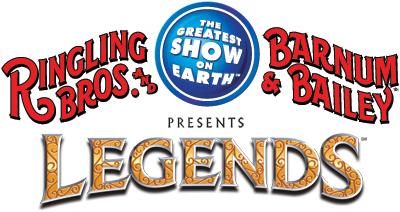 Ringling Bros. and Barnum & Bailey Circus Legends is definitely a show you want to take your family too. The performances were amazing and will have you sitting on edge of your pants. At Ringling Bros. and Barnum and Bailey Circus are known for their famous elephants, but the show doesn't end there.. You'll also get to see a lions kiss.