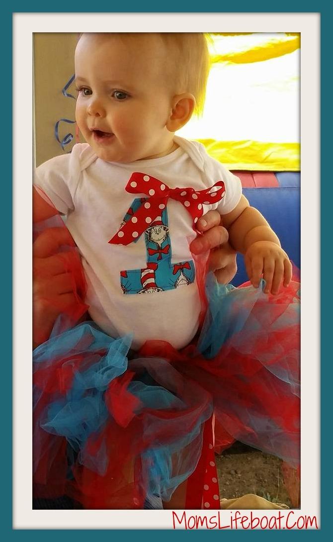 Dr Seuss Birthday Outfit Idea