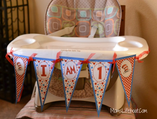 Dr Seuss Birthday Party Ideas -Decorations 4