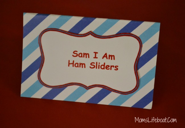 Dr Seuss Birthday Party Ideas -Decorations 9
