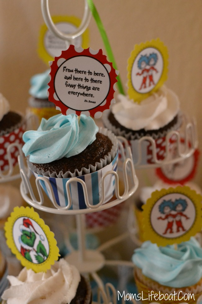 Dr Seuss Birthday Party Ideas - Food 10