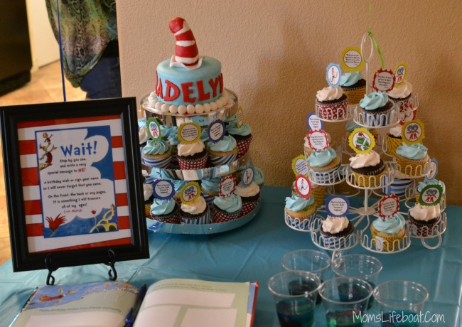 Dr Seuss Birthday Party Ideas - Food 12