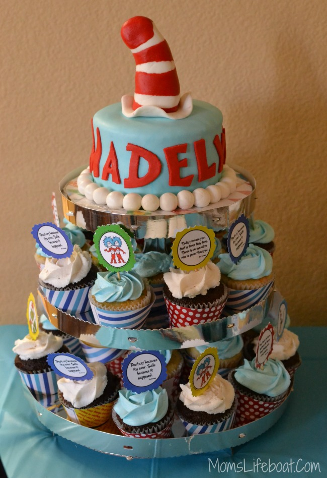 Dr Seuss Birthday Party Ideas - Food 13