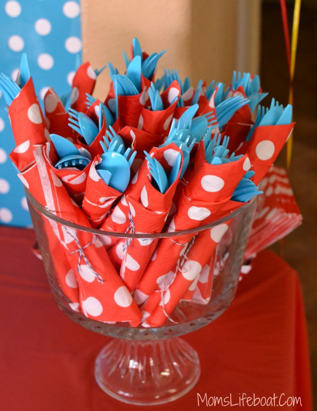Dr Seuss Birthday Party Ideas - Food 3
