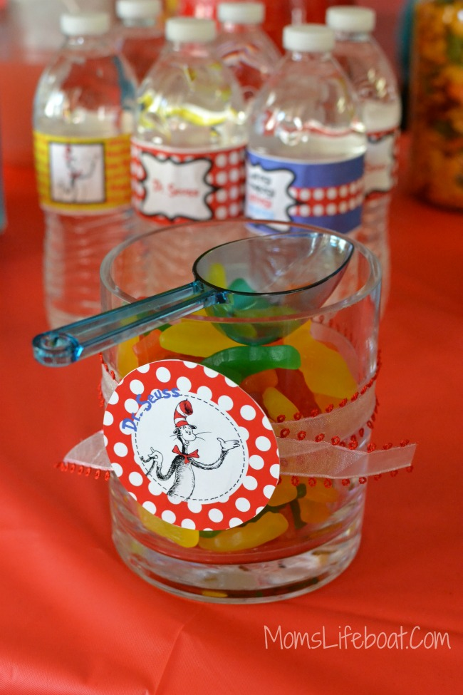 Dr Seuss Birthday Party Ideas - Food 8