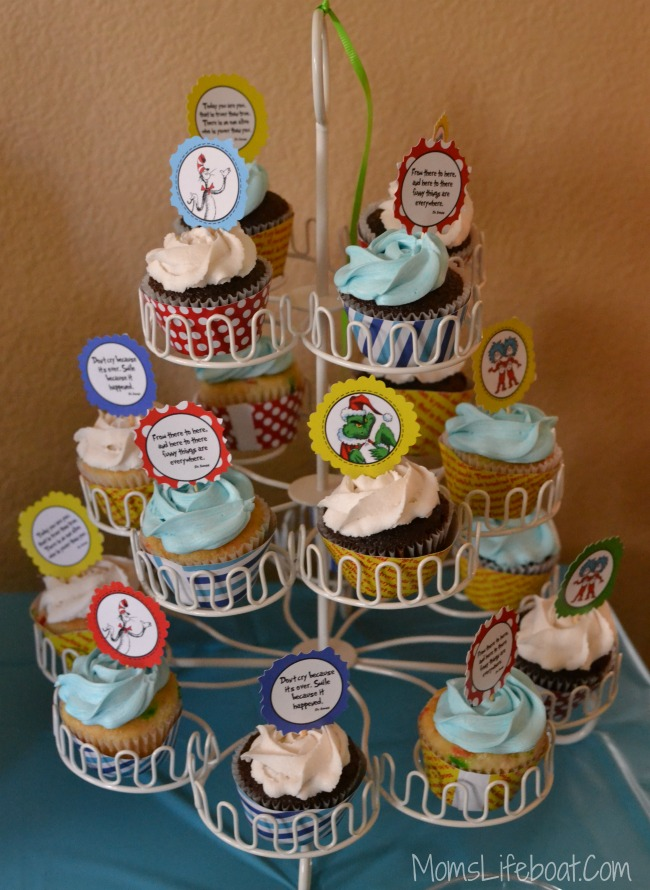 Dr Seuss Birthday Party Ideas - Food 9