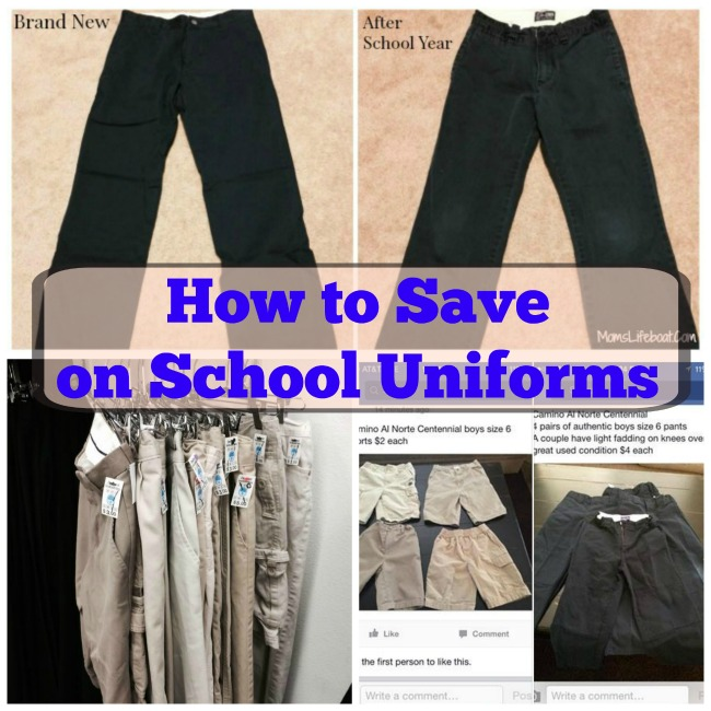 How To Save on Uniforms Feature