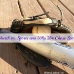 church vs sports