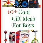 Cool Gift Ideas For Boys
