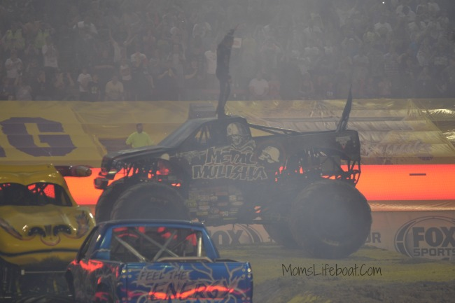 Monster Jam 2015 trucks