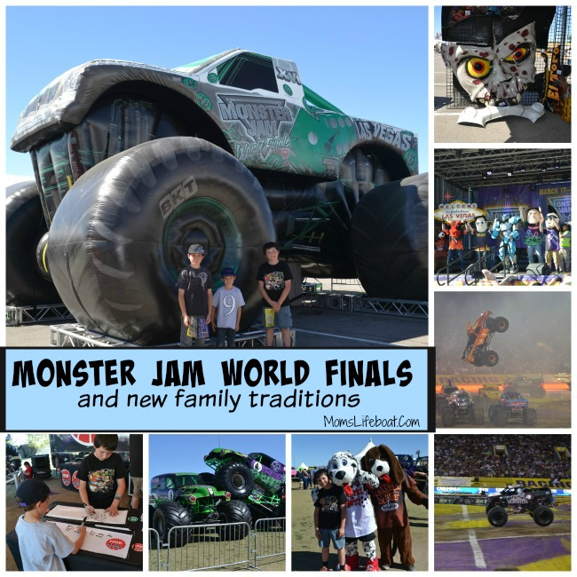 Monster Jam World Finals 2015