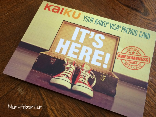 budgeting made easy with kaiku prepaid visa card - Kaiku Visa Prepaid Card