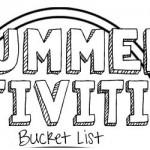 summer activities feature