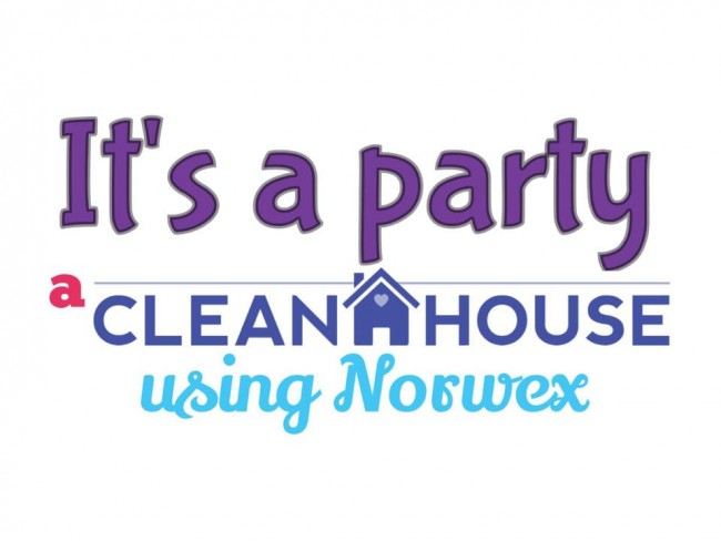 I'm Having a Norwex Party and You're Invited