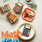 Math Food Activity for kids