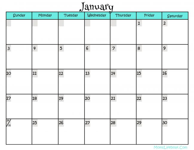 photograph relating to Printable Calendars Free named Totally free Printable Calendar