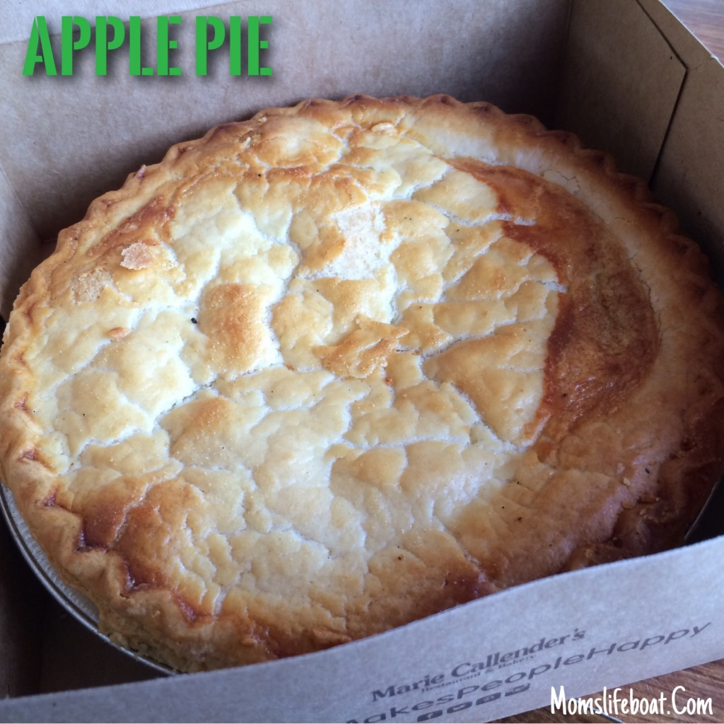 Marie Callenders Apple Pie Sale