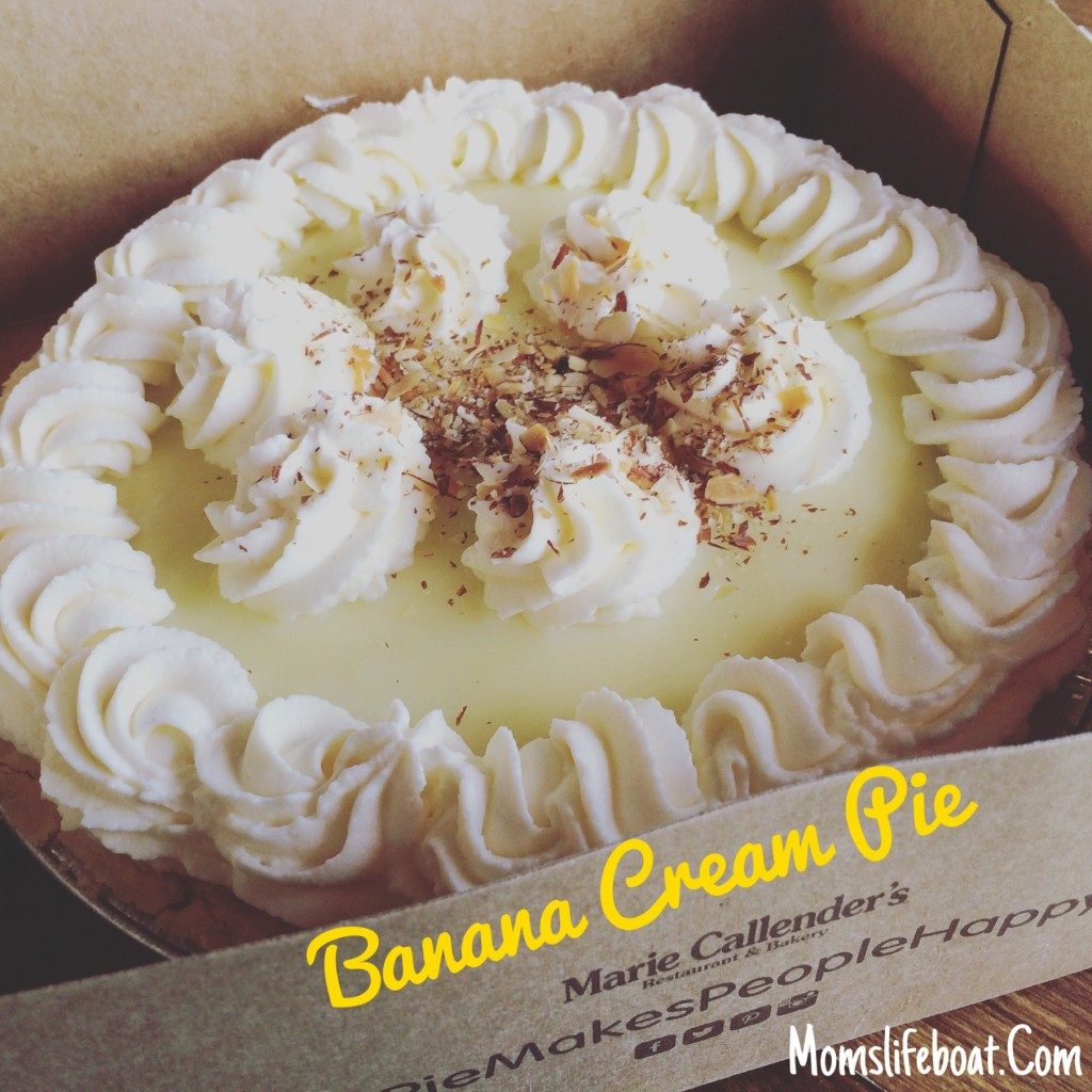 Marie Callenders Banana Cream Pie Sale