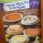 Marie Callenders Whole Pie to Go