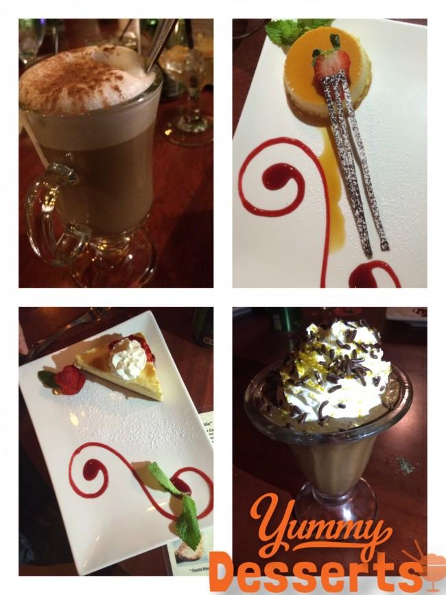 Via Brasil Desserts