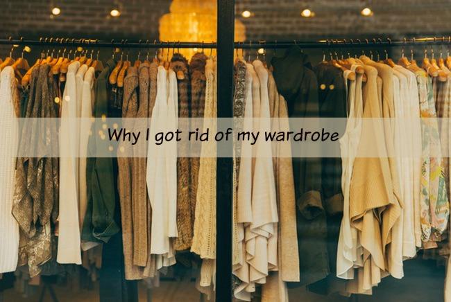 time capsule wardrobe