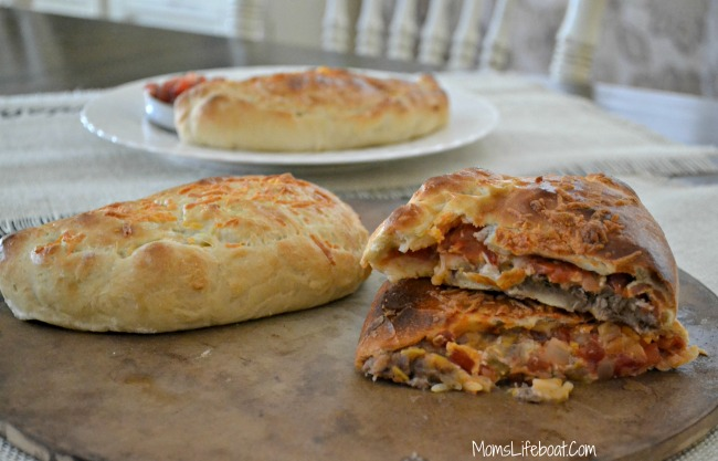 Mexican Calzone