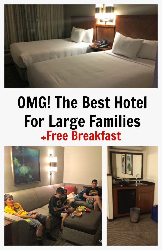 Best Hotel for Large Families Scottsdale Phoeniz AZ