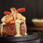 Bearnaise topped Filet[1][14]