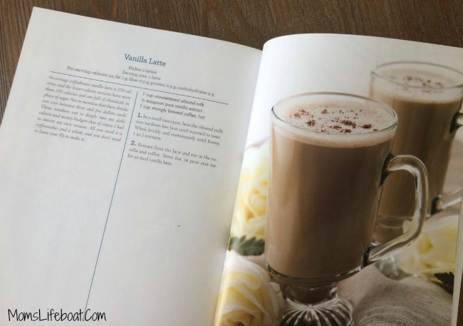 Lose Weight by Eating Vanilla Latte Recipe