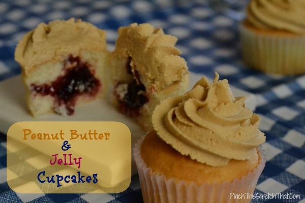 Peanut-Butter-and-Jelly-Cupcakes