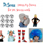FDr Suess Costume Ideas for Dr. Suess Week