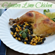 Cilantro Lime Chicken Baked or Grilled