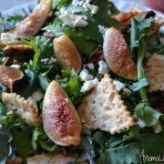 Fig & Kale Salad