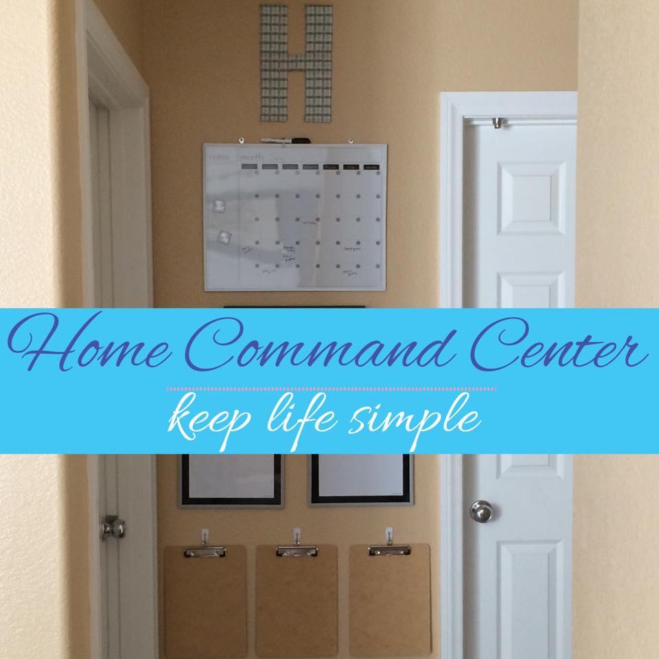 Home Command Center